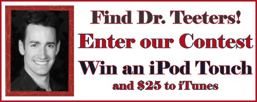 Affiliated Orthodontics Peoria AZ - Find Dr Teeters Contest Banner