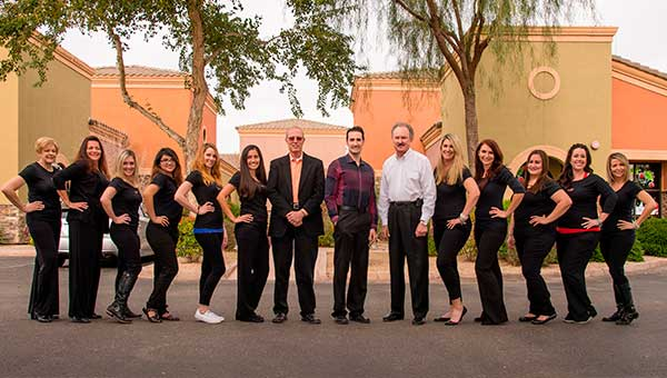 Team Mobile Banner Affiliated Orthodontics Peoria AZ