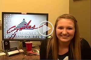 Testimonial Savannah Affiliated Orthodontics Peoria AZ
