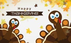 Thanksgiving Gratitude Peoria AZ
