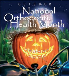 October is National Orthodontic Healh Month Peoria AZ